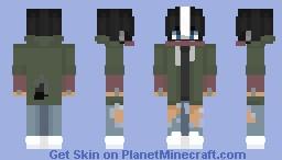 -=+Badger Dabi+=- Minecraft Skin