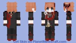 Tartaglia Electro Delusion (1/2) - Genshin Impact Minecraft Skin