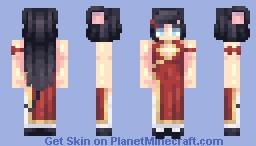 [Kari] Year of the Rat Minecraft Skin