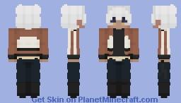 Got bored, heres Mammon Minecraft Skin