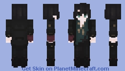 Leonard Mitchell || Lord of the Mysteries || 诡秘之主 Minecraft Skin