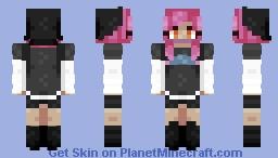 𝒴𝑜𝓊 𝓃𝑒𝑒𝒹 𝓉𝑜 𝒽𝑒𝒶𝓇 𝑜𝓊𝓇 𝓈𝑜𝓃𝑔 :- 𝔊𝔦𝔰𝔢𝔦 Minecraft Skin