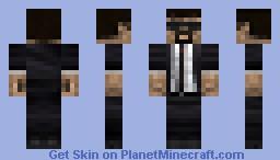 Thomson Tuxedo Suit [HD+] Minecraft Skin