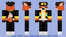 I t s F u n d y - DreamSMP Minecraft Skin