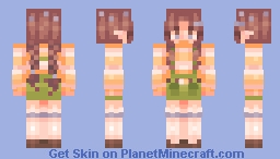 🐸 frogs and faeries ✨ Minecraft Skin