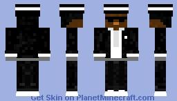 Coffin dance (2) Minecraft Skin