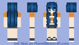 I don't know what to name this skin. Minecraft Skin
