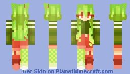 Mountain Dew - Soda Collection Minecraft Skin