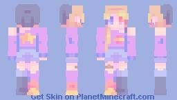 set me free! Minecraft Skin