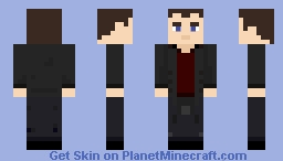 The Ninth Doctor - 'Rose' - Minecraft Skin