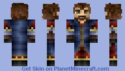 6. Boromir [Lord of the Rings Skin Series] Minecraft