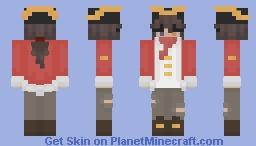 ~Foe//oc//~ Minecraft Skin
