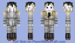 Uriel, Wisdom of God Minecraft Skin