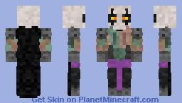 Darth Bane Star Wars Minecraft Skin