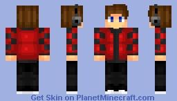 Orepros - Poke Minecraft Skin