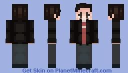 Owen Harper (torchwood) Minecraft Skin