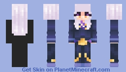 unfinished abbacchio Minecraft Skin