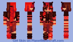 oO scabbing!! Oo Minecraft Skin