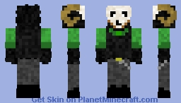 Friendly Fellow Minecraft Skin