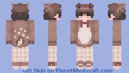 aito Minecraft Skin