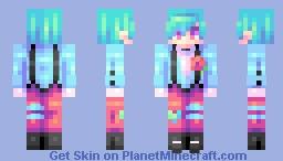 Dorian | OC Minecraft Skin