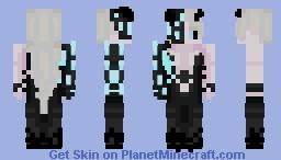 Lilith (Black Clover) Minecraft Skin