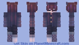 Only In My Dreams - RCE Minecraft Skin
