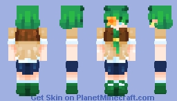 + - Vonk - + // day . 4 Minecraft Skin