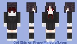 Kaguya Shinomiya Minecraft Skin