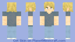 JoeIsTaken's Skin Minecraft Skin