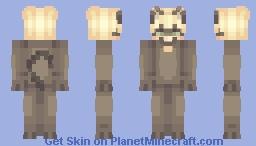 C h a t N o i r Minecraft Skin