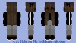 thru Minecraft Skin