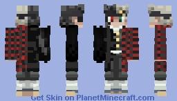 Asta (Demon Slayer crossover) Minecraft Skin