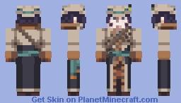 Eric Lecarde (Portrait of Ruin) Minecraft Skin