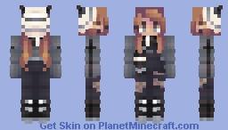 Fallen Leaves - Skin Fight Minecraft Skin