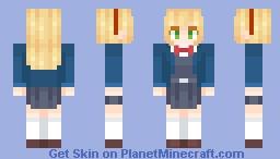Sumire Heanna Minecraft Skin
