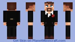 hbomb Minecraft Skin