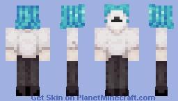 Dramaturgy KuruKuru Eve Minecraft Skin