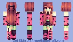 watermelon juice - ce Minecraft Skin