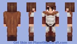 [Kari] Rogue || Skin Fight Minecraft Skin