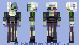 rebirth •|± _ ±|• ⋆ฺ。*:・ Minecraft Skin