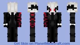 Liebe (Black Clover) Minecraft Skin