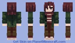 Joyce Byers - Commission Minecraft Skin