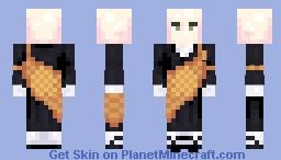 [Kari] Houseki no Kuni - Kongo-Sensei Minecraft Skin