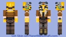 Velocity | Fortnite Minecraft Skin