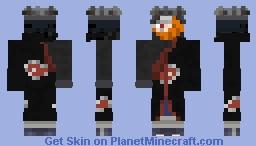 Obito vs Konan: Naruto Shippuden (#0357) Minecraft Skin