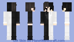 ~ Time is almost up ~ Minecraft Skin