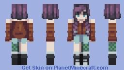 REMINDER: Vernal Reshade Contest Minecraft Skin