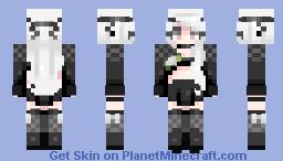 𝑔𝓇𝒶𝓿𝑒𝓈𝓉𝑜𝓃𝑒𝓈 // 𝓇𝓆 Minecraft Skin