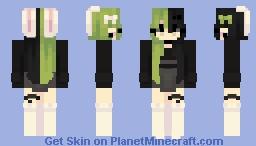 bones Minecraft Skin